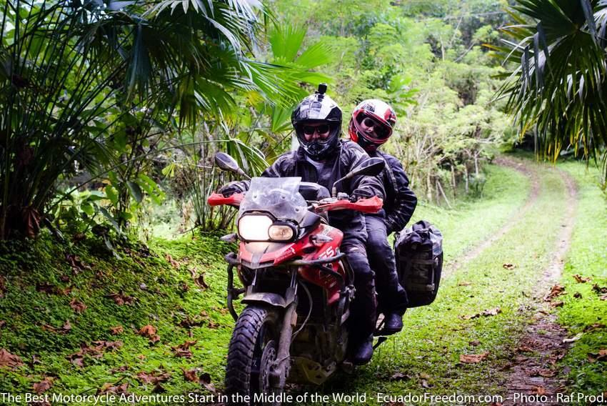 Motorcycle Tours for Fathers