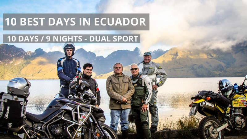Guided 10 Best Days in Ecuador