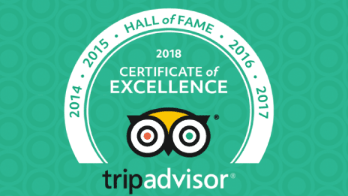 Ecuador Freedom Awarded Tripadvisor Certificate Of Excellence For Six Consecutive Years