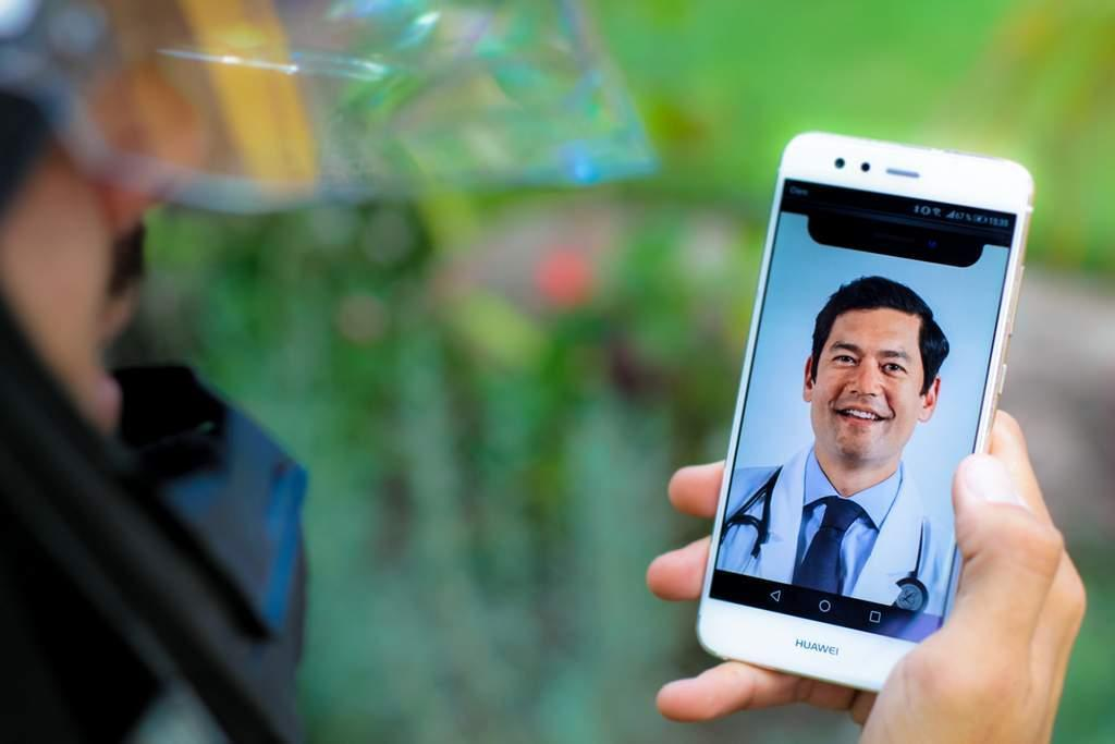 Videophone Access to a Medical Doctor