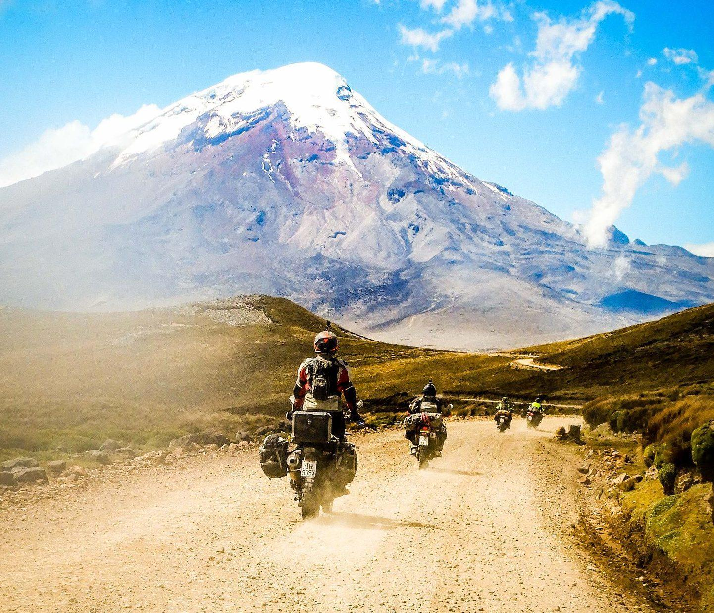 Ecuador Freedom Bike Rental Pulls in Ripcord as Travel Insurance Partner