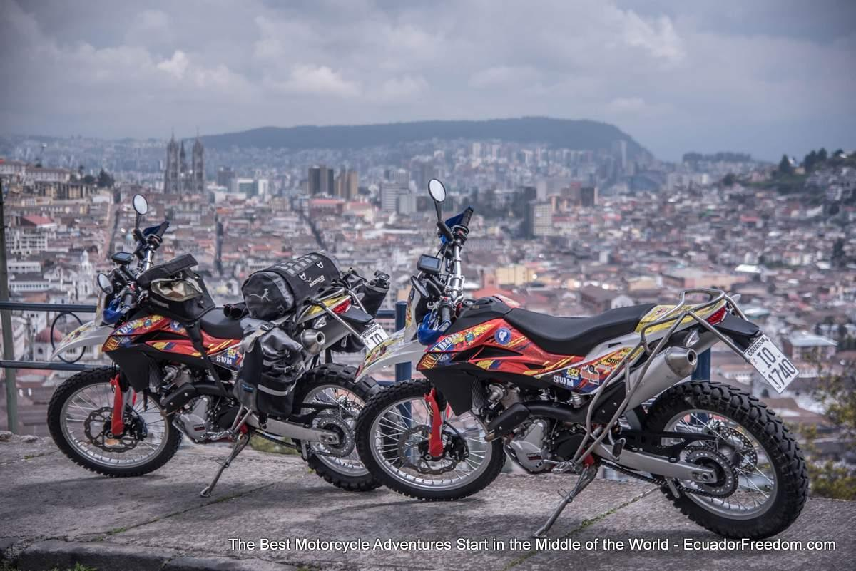How to Spend Your TIme in Quito Before Your Motorcycle Rental