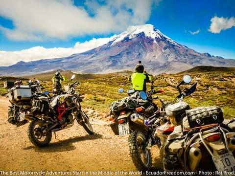 South America Motorcycle Tours: Why Ecuador Should Be on Your Bucket List