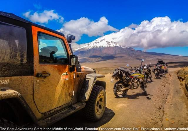 The Alps, The Rockies, or the Andes: Which Mountain Motorbike Tour Is for You?