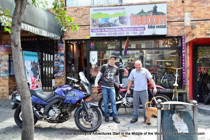 A Decade of Motorcycling in Ecuador: Why Experience Is Everything
