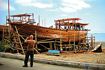 Wood Boat Builders