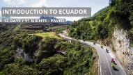Guided Introduction to Ecuador - Motorcycle Tour in Ecuador on Adventure Motorcycles