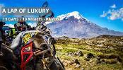 A Lap of Luxury  - Self-Guided Motorcycle Adventure Tour in Ecuador