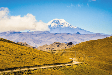 Road to Chimborazo