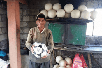 Soccer Ball Maker