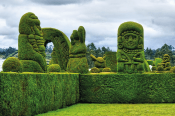 Topiary Cementary