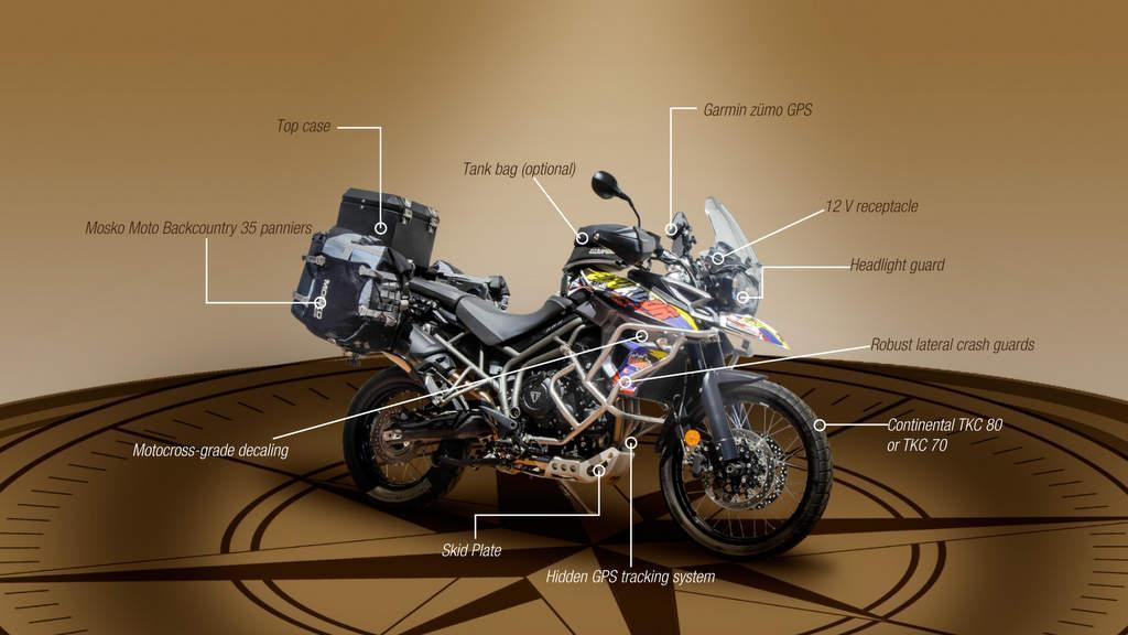Motorcycle Adventure Tours Motorcycle & 4x4 Rental- Ecuador Freedom