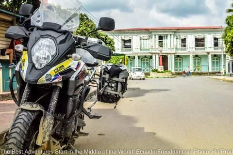 VStrom 1000 in Vinces Ecuador 480