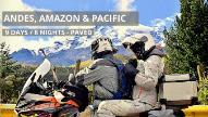 Guided Andes Amazon and Pacific