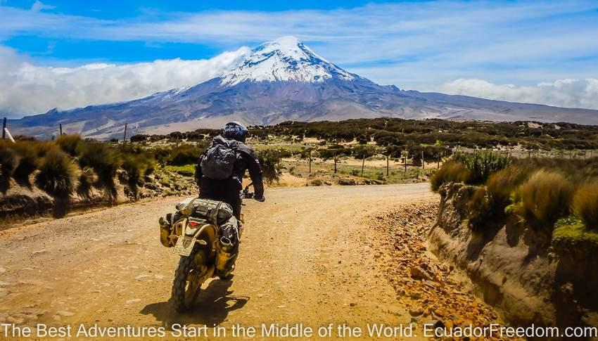 Touring by Motorcycle: How to Prepare for an Adventure Ride in Ecuador
