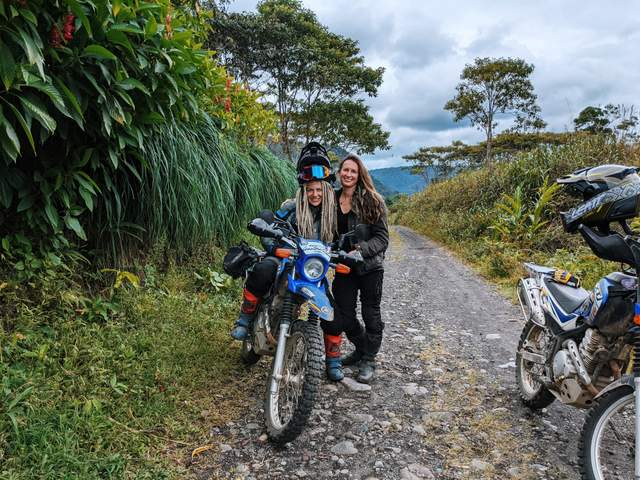 Why Women Should Choose to Adventure Ride in Ecuador