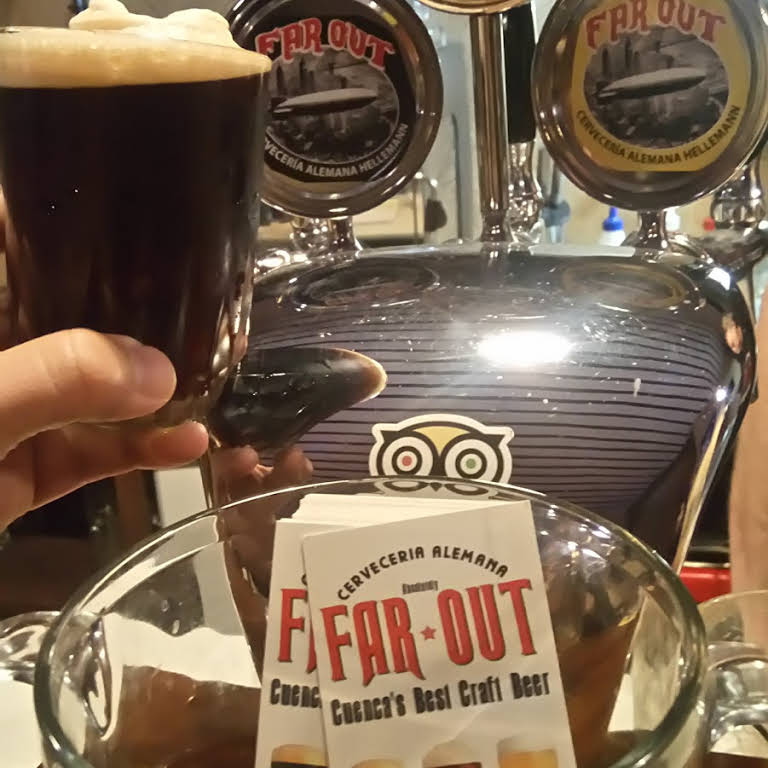 far out cerveceria cuenca