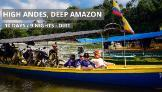Guided High Andes Deep Amazon Motorcycle Tour