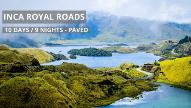 self guided motorcycle tour - inca royal roads in Ecuador