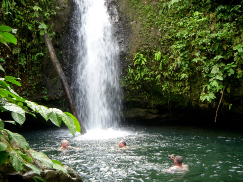 Our Favorite Secret Swimming Holes in Ecuador