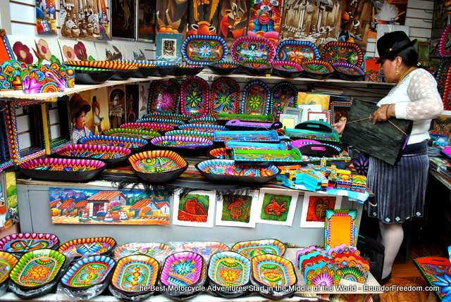 quito mercado artesenal