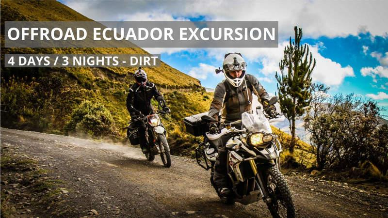 Guided Offroad Ecuador Excursion