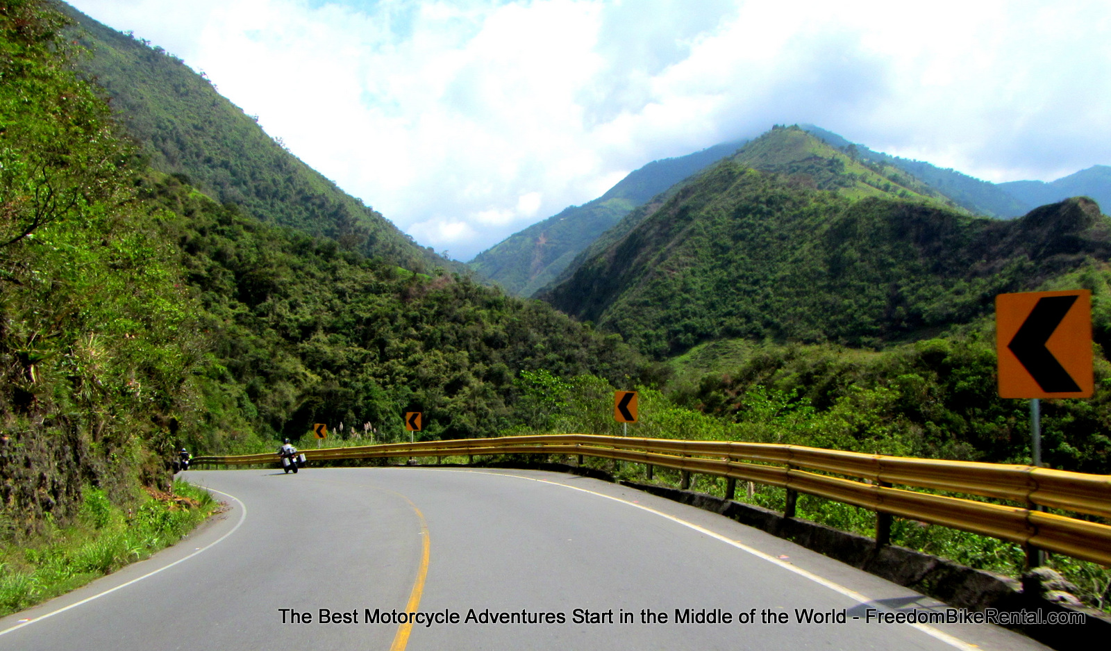 road_valle_hermoso_to_quito