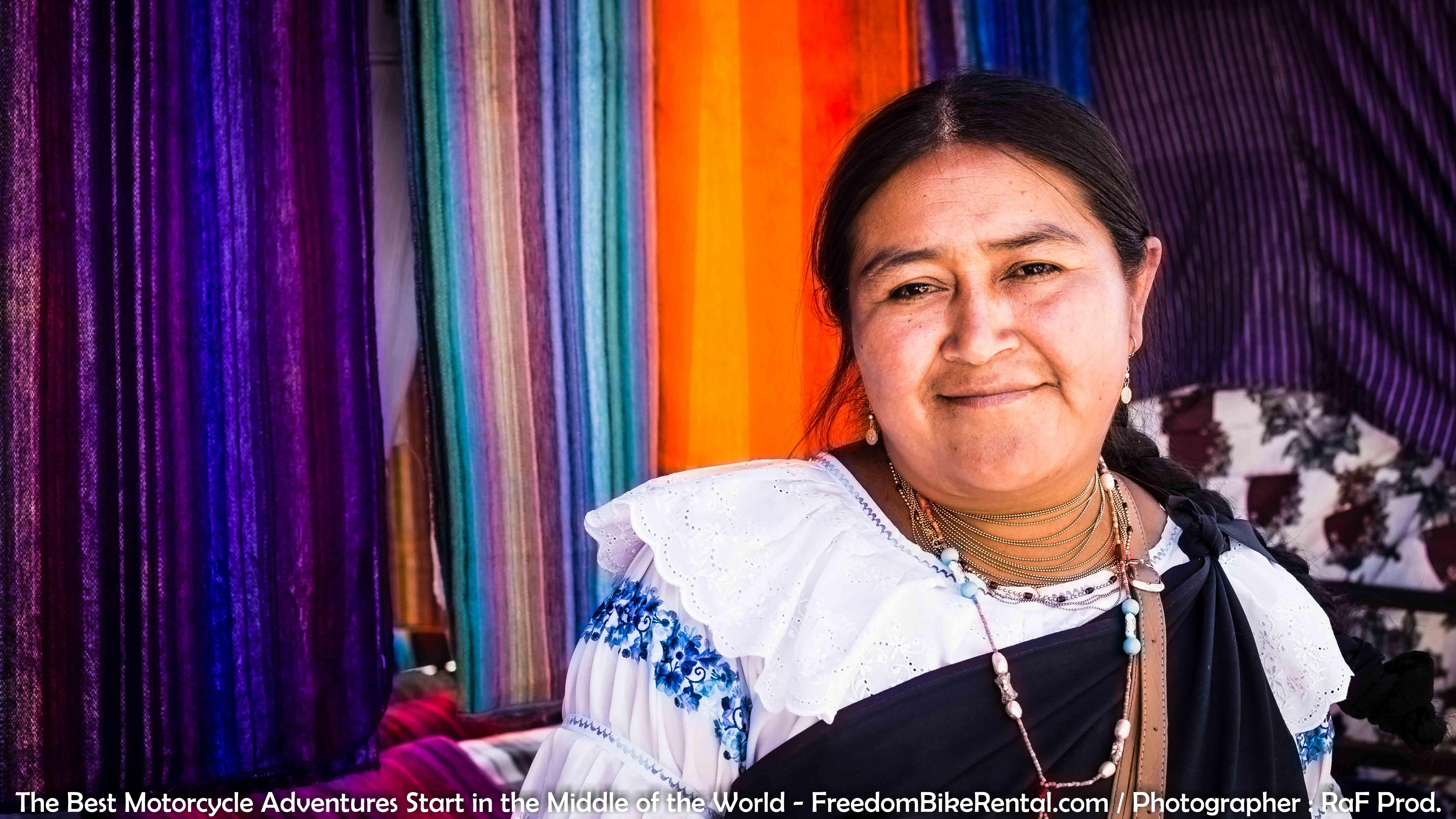 Otavalo_Textile_market