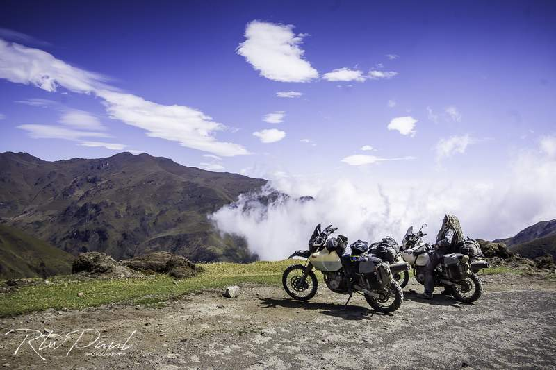 Adventure Riding in Ecuador - What to Expect when Touring by Motorcycle
