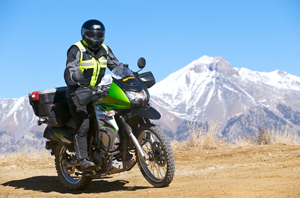 Kawasaki20KLR65020on20mountain