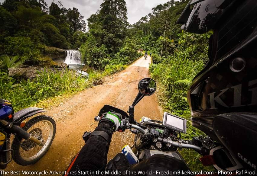 Dirt Bike Tour in Ecuador