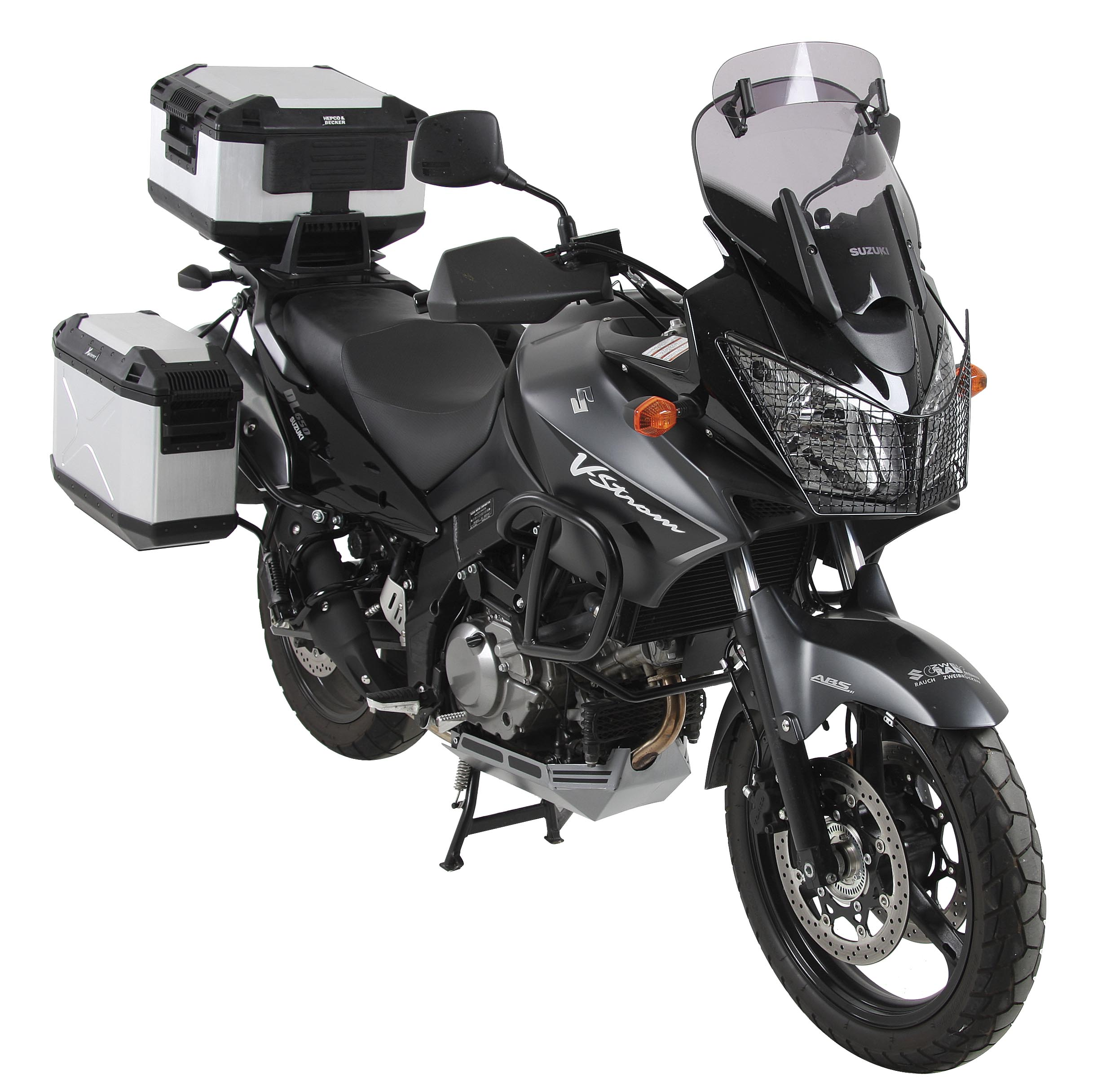 Vstrom for rent in Ecuador