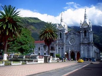 iglesiadebanosecuador