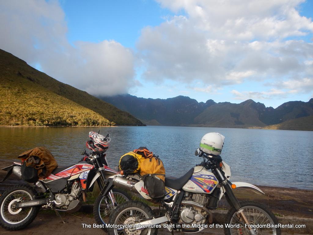 Mojanda_Lake
