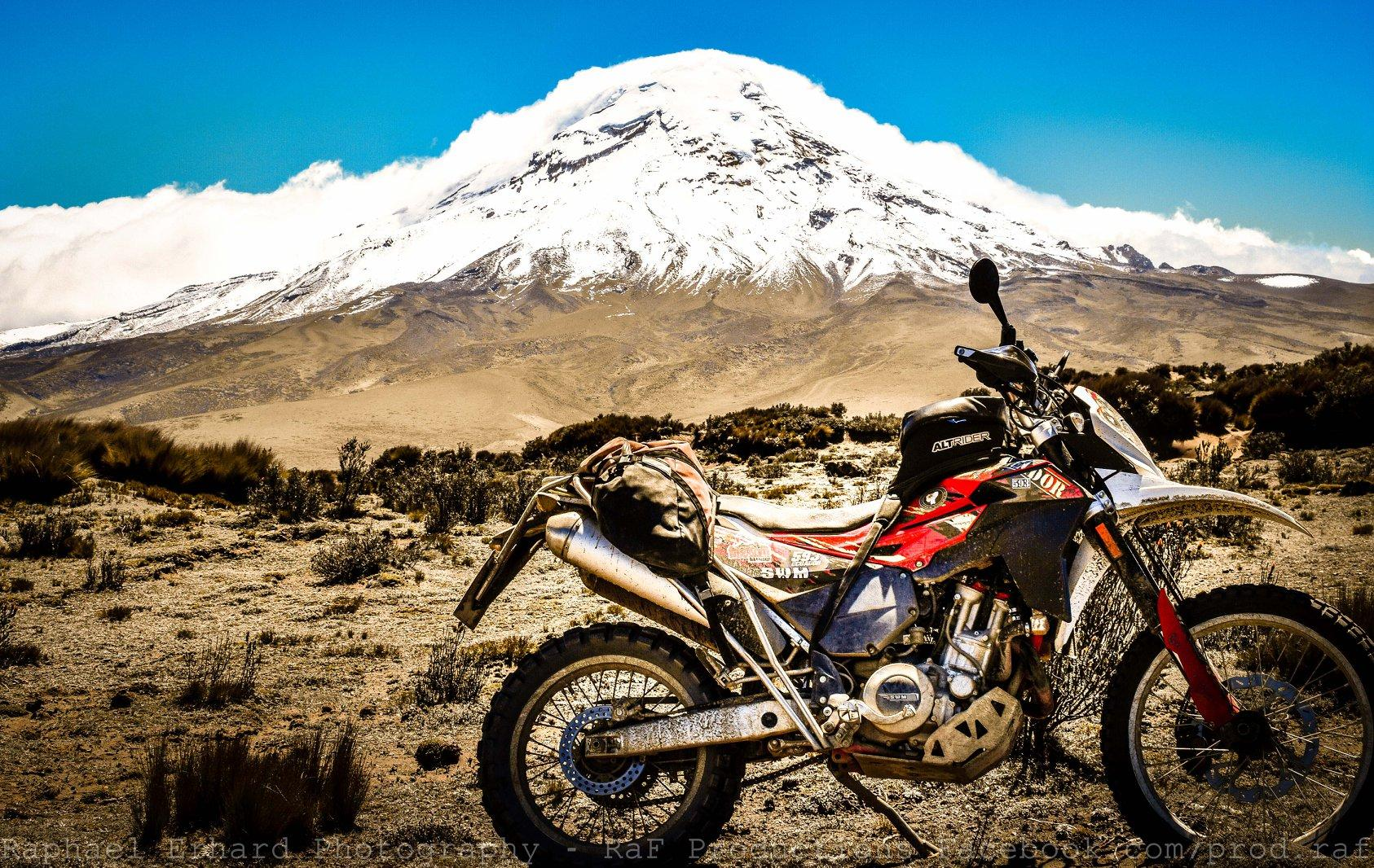 Ecuador Freedom Bike Rental Adds SWM Motorcycles to its Adventure-Ready Fleet